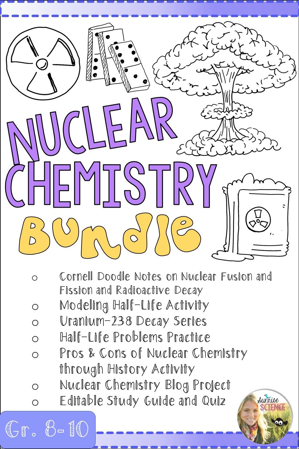 nuclear chemistry study guide