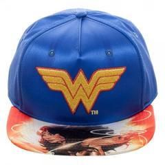check out 78989 4d6f8 DC Comics Wonder Woman Satin Snapback