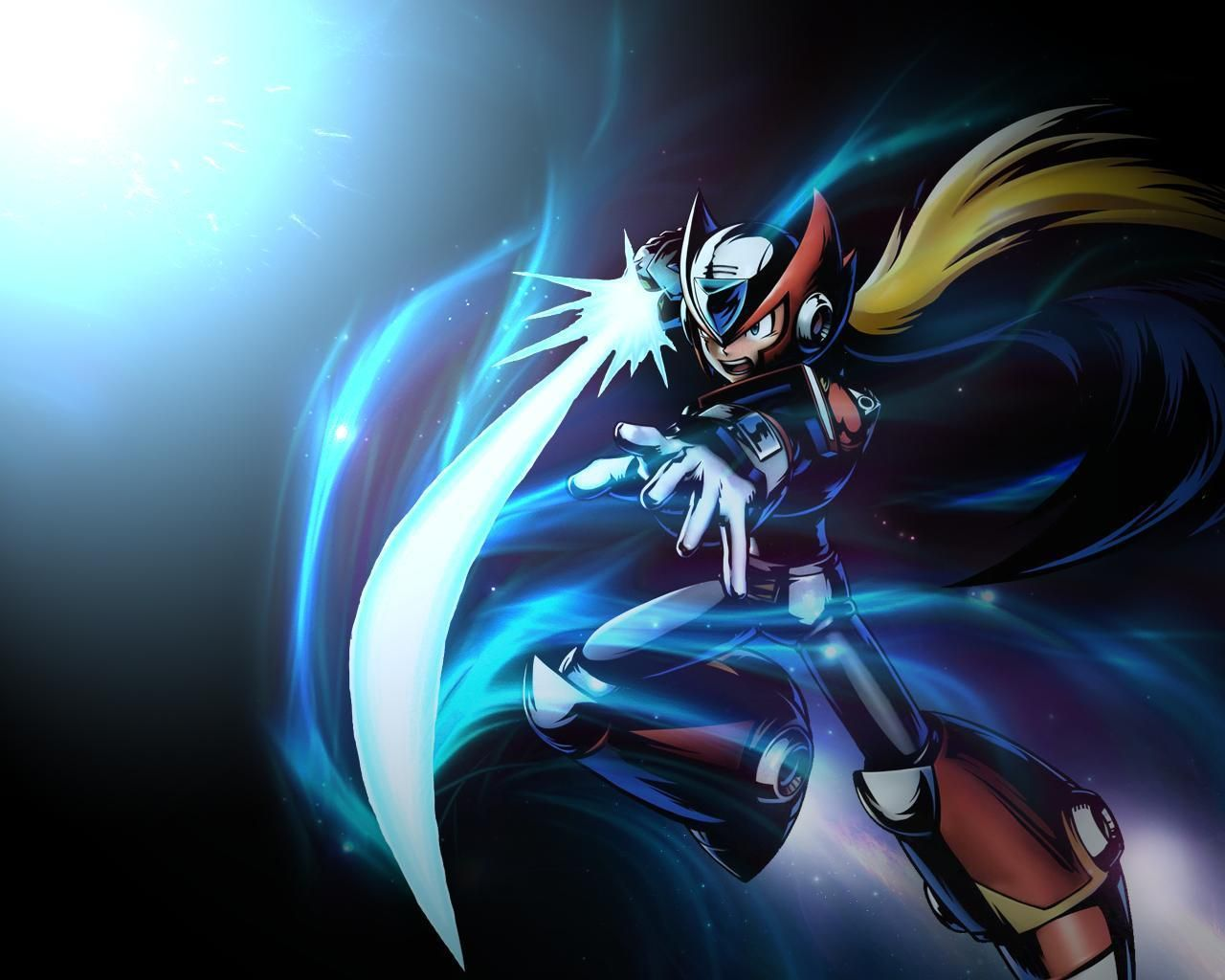 Megaman Zero Wallpaper Zero Wallpaper Personajes