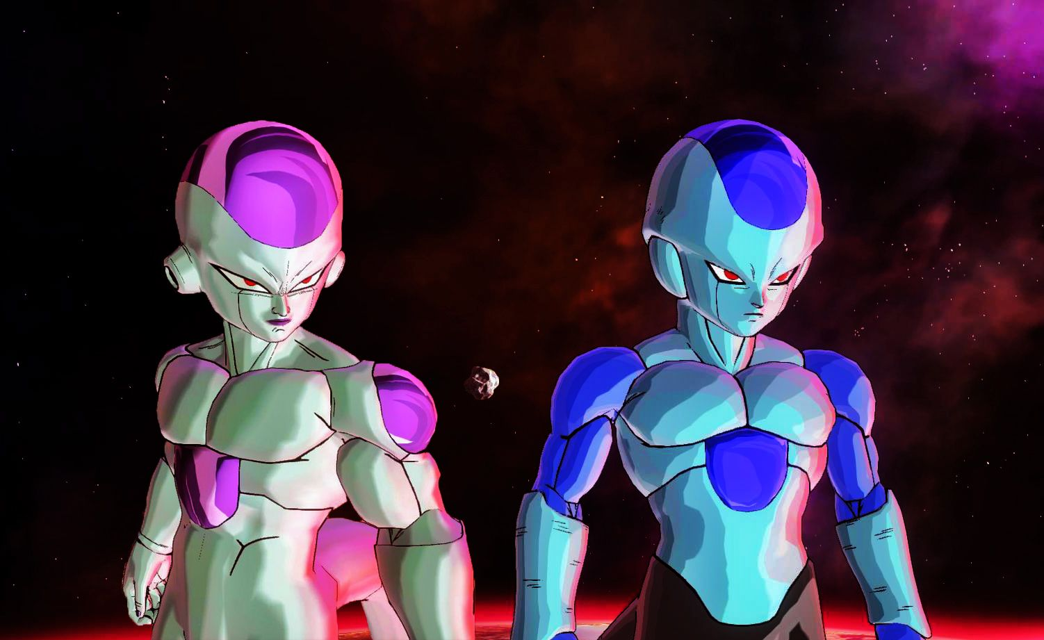 Image result for frieza and frost Dragon Ball Super - Tournament of Power Conclusion