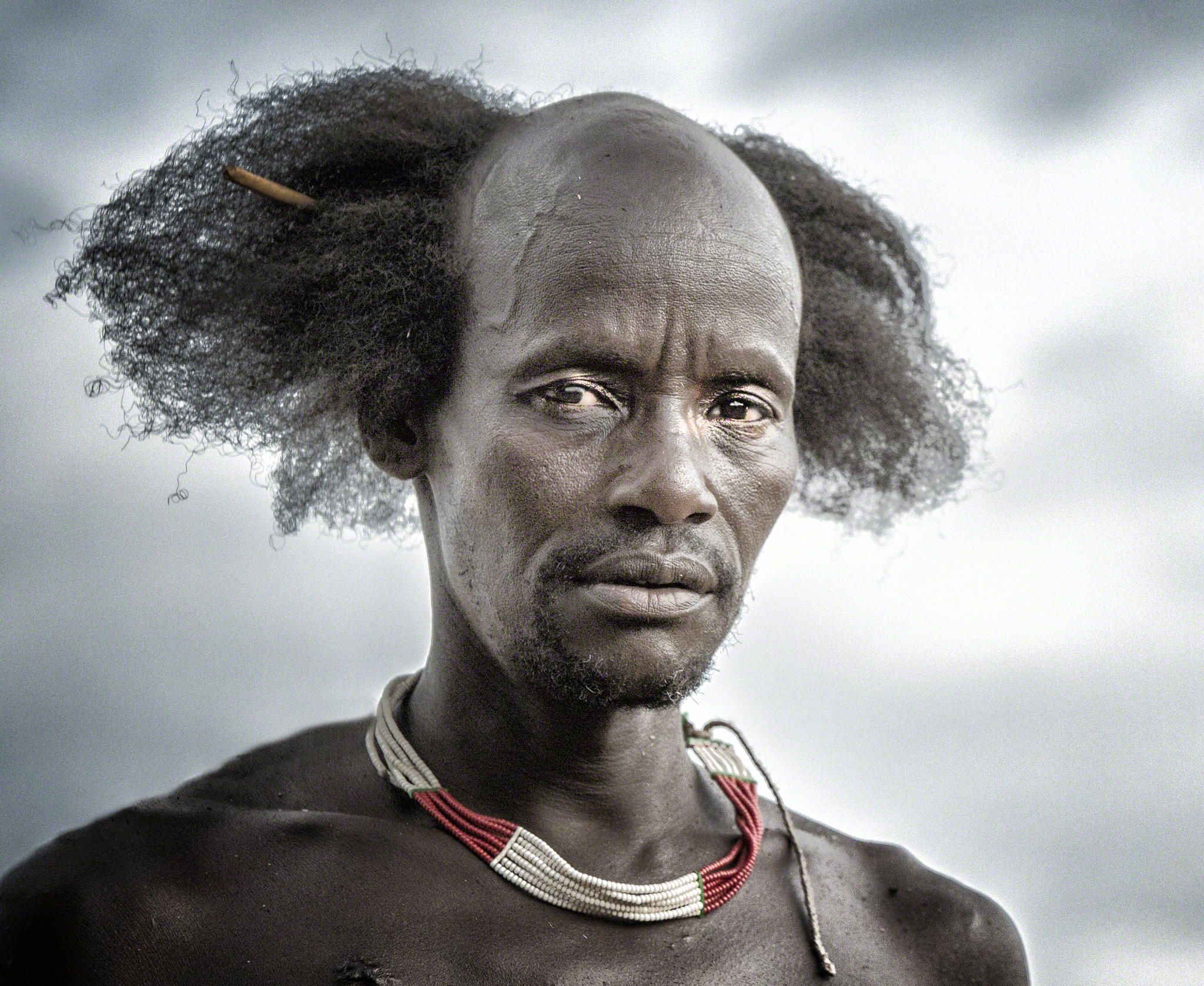 Hamar Tribesman by Stephen Wallace on 500px