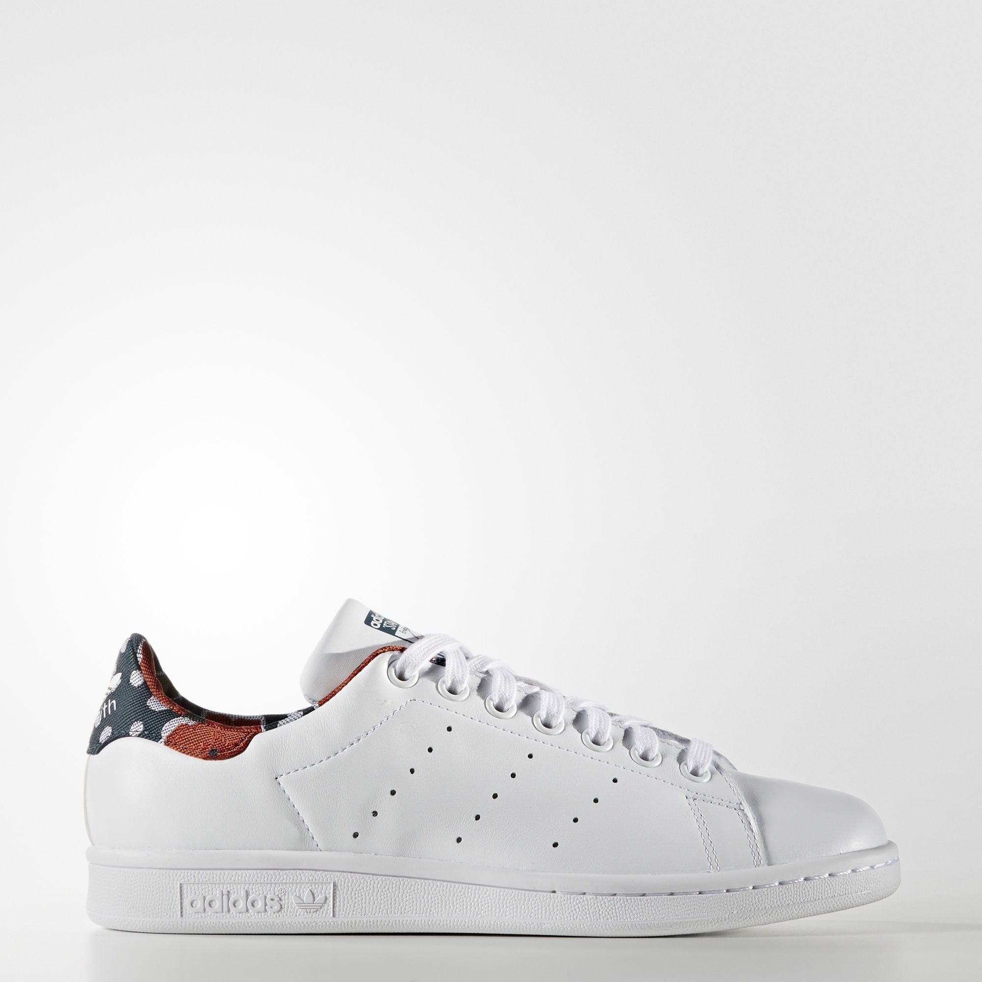 adidas stan smith j w chaussures blanc rose