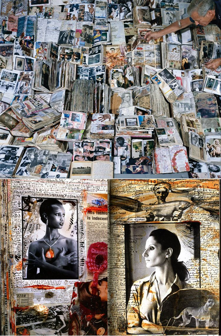 Peter Beard And His Diaries With Images Peter Beard