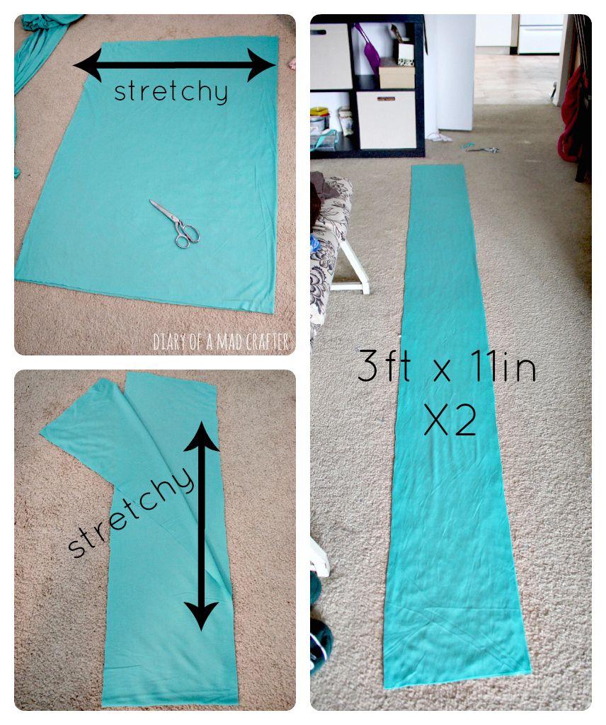 f05054472a3 DIY Floor Length Infinity Dress