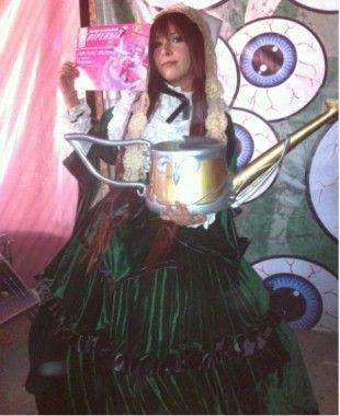 Angelika Sakura Ernst Martínez representante  del DF para el 3 er Concurso Nacional de Cosplay a celebrarse en Imagina x8