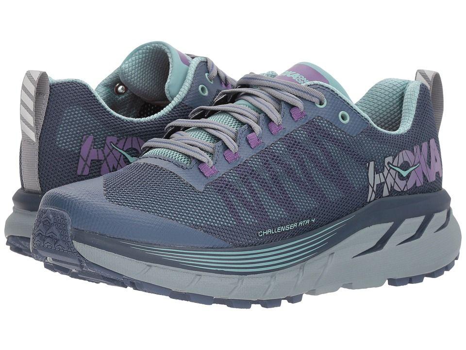 Hoka One One Challenger ATR 4 Women's Running Shoes Aquifer