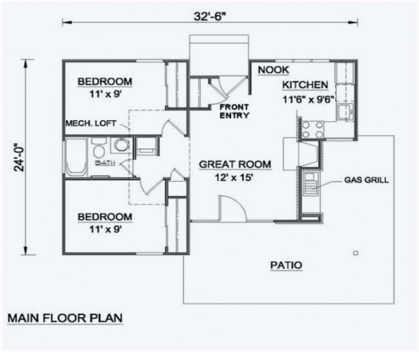Round House Plans Floor Plans Best Of Small Rustic House Plans 22 Awesome Rustic Small House Pla In 2020 House Plan With Loft 800 Sq Ft House Cottage Style House Plans
