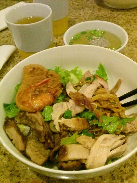 Special LACAY house dry noodle