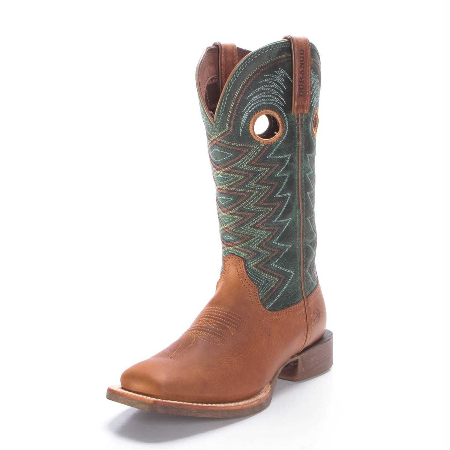 3c4f729c9be Durango Lady Rebel Square Toe Western Boots DRD0353M