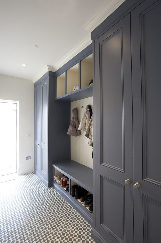Best 15 Modern Entryway Ideas With Bench Entryway Storage Ideas Mudroom Laundry Room
