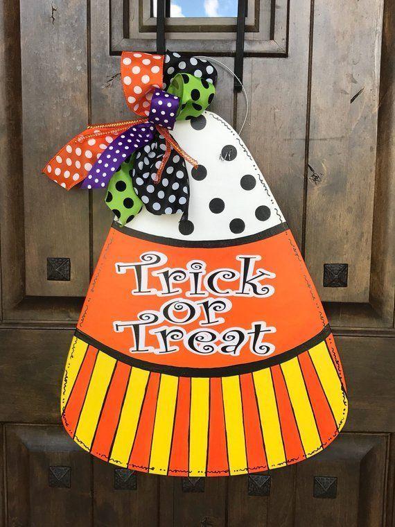 Everything Halloween Candy Corn