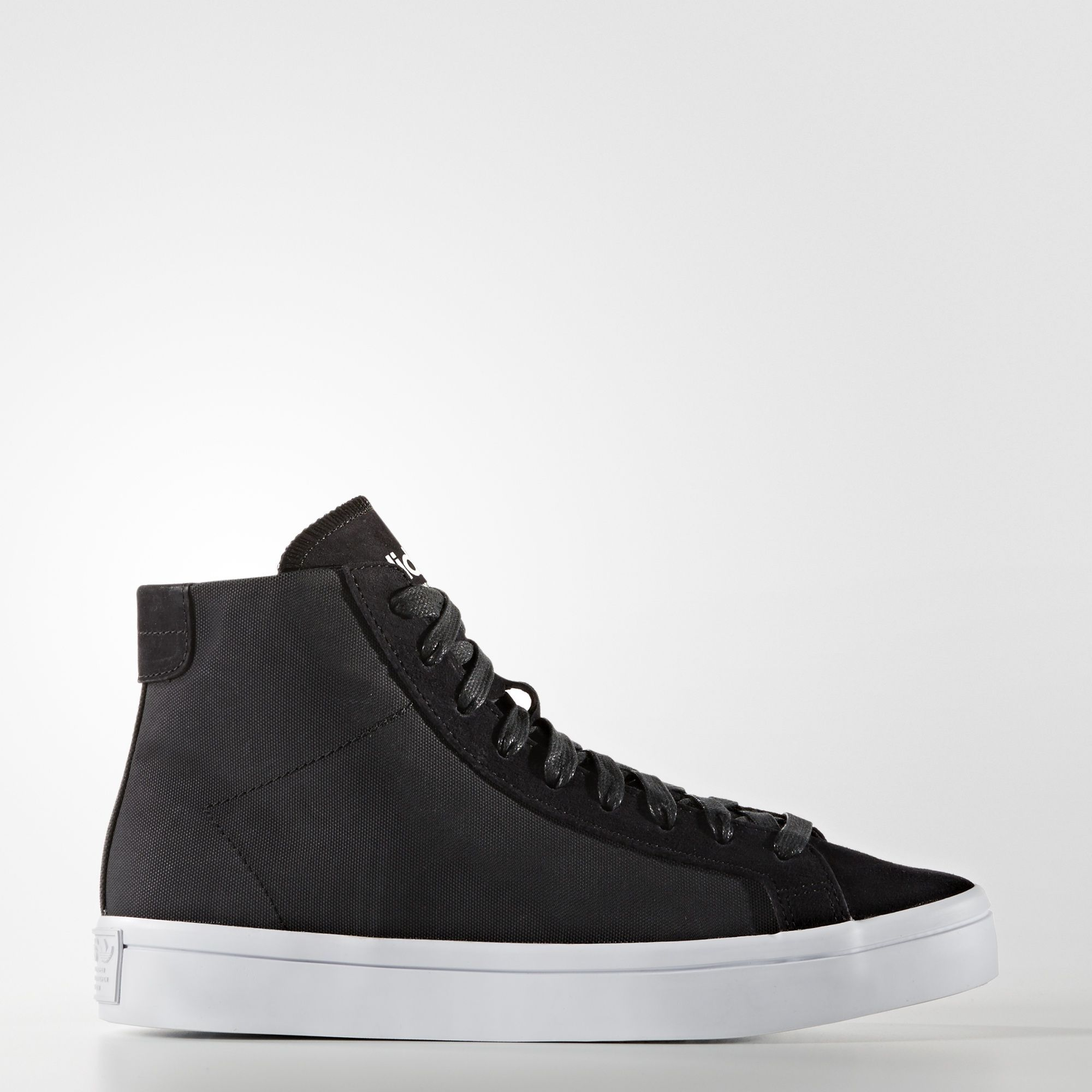 adidas court vantage mid shoes