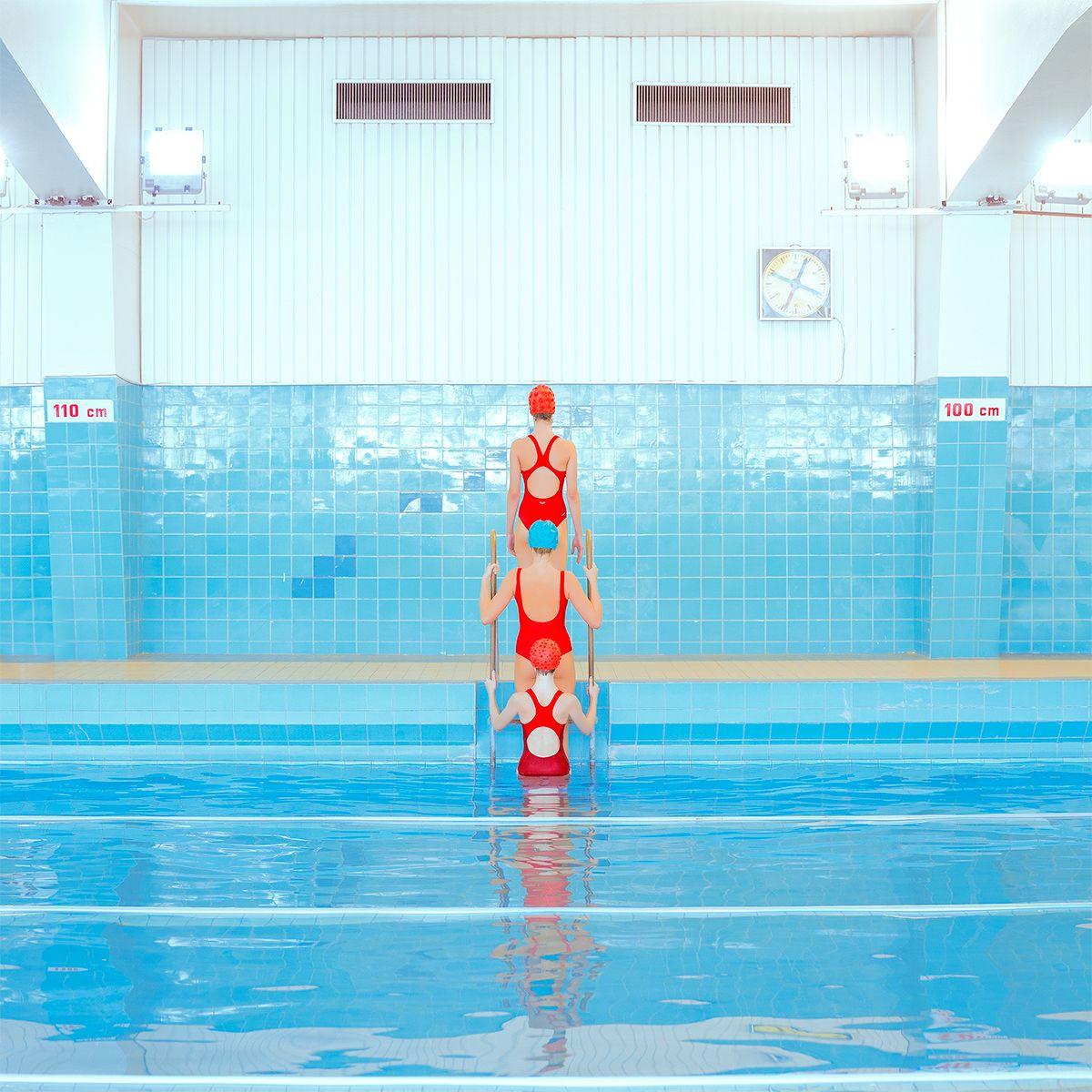 Swimming Trinity Photography Piscine Belle Photo Natation