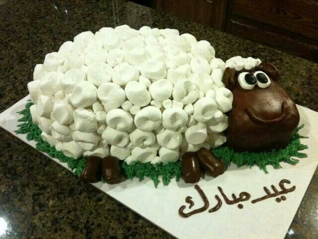 Shaun The Sheep Cake Gateau Aid Idee Gateau