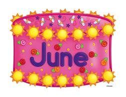 Birthday Cake June Birthday Cake Clip Art June Birthday Birthday