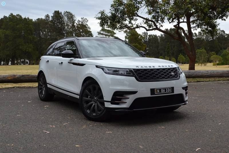 2017 Range Rover Velar reader review, 2020