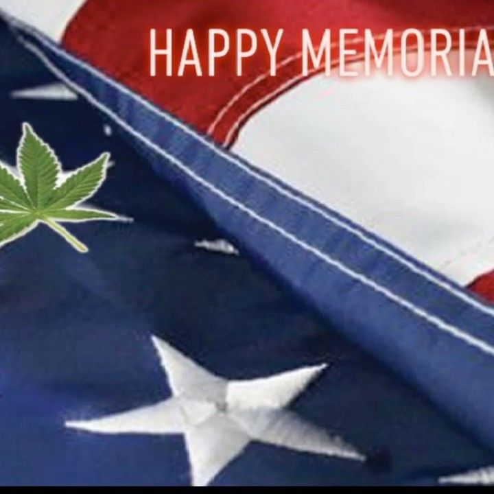 Happy Memorial Day and thank you to those who made the ultimate sacrifice ✌🏻❤️🇺🇸 #memorialday #memorialweekend #freedom #sacrifice #norcal #america #usa  #cannabisculture #cannabissociety #420daily