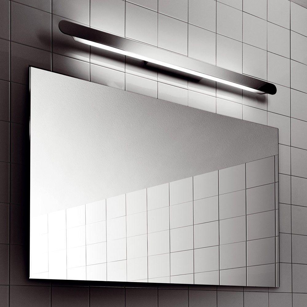 Smile bath bar polished chrome bath and modern bathroom