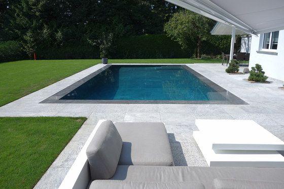Infinity pool di piscines carr bleu architonic piscine - Sognare piscine ...