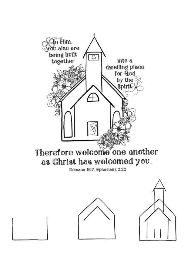 Doodle 101 / The Church