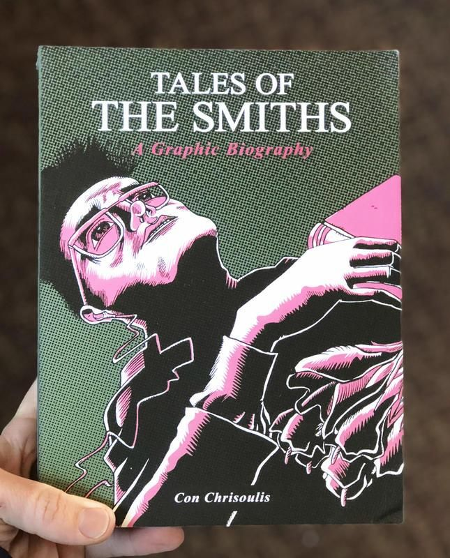 Tales Of The Smiths A Graphic Biography Will Smith Great Love Stories Graphic