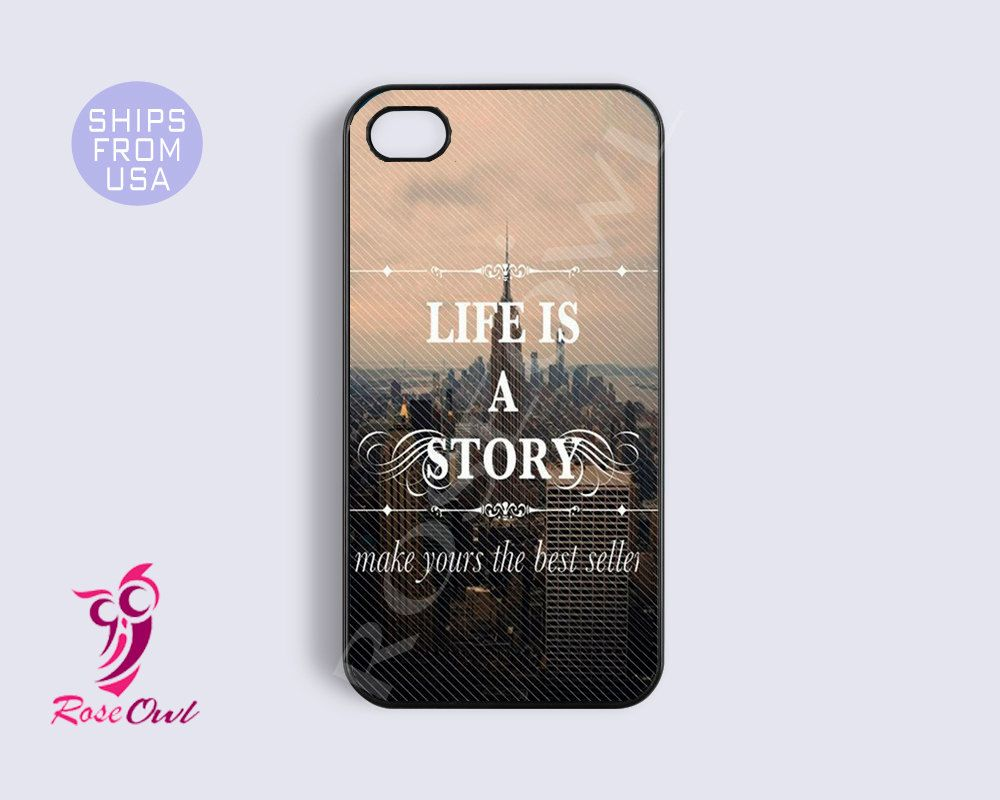 Iphone 5s Case Cover Life Quotes