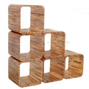 CLAYTON OXFORD - Recycled Teak Modular Storage Cubes| Sustainable eco friendly furniture design  sc 1 st  Pinterest & CLAYTON OXFORD - Recycled Teak Modular Storage Cubes| Sustainable ...