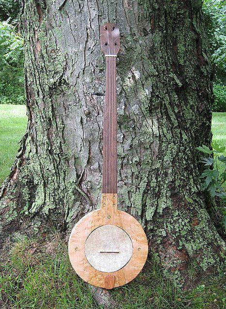 Mountain Banjo Plans