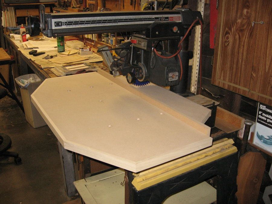 new yankee workshop radial arm saw. radial arm saw table - by dnick @ lumberjocks.com ~ woodworking community new yankee workshop i