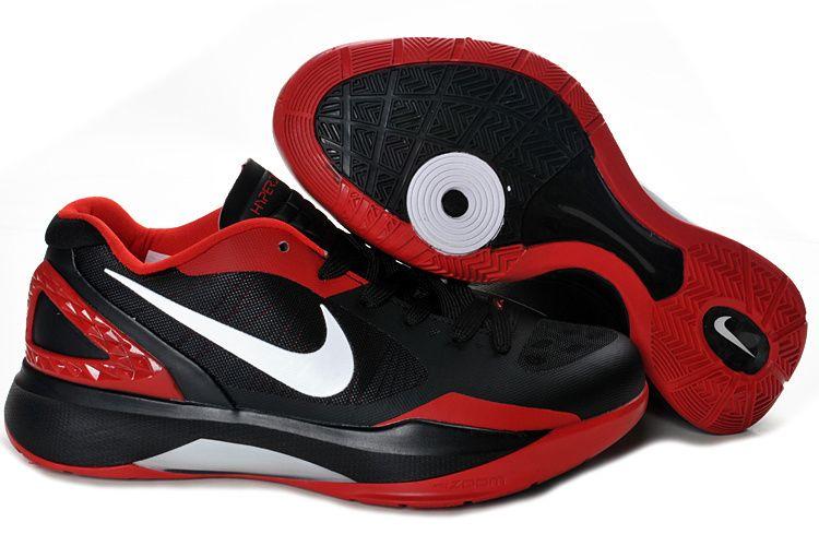Nike Air Foamposite Shoes Nike Hyperdunk 2011 Low Black White Red [Nike  Hyperdunk 2011 Low - Latest Nike Hyperdunk 2011 Low Black White Red  sneakers feature ...