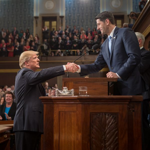 SOTU 1-30-18 Paul Ryan: What the President Said 1/31/2018 05:31:00 AM News  Speaker Paul Ryan President Trump said it right—the state of our union is  strong.