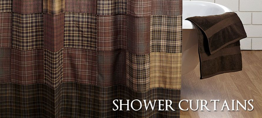 1000+ images about Country Style Shower Curtains on Pinterest ...