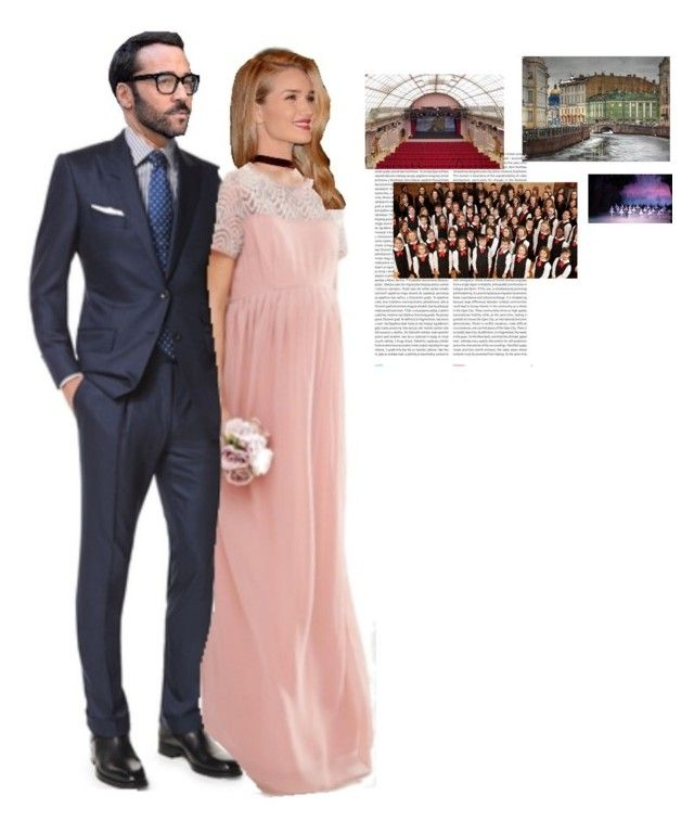 """""""Attending a Christmas Charity Concert in St. Petersburg"""" by emprbr ❤ liked on Polyvore featuring Oris"""