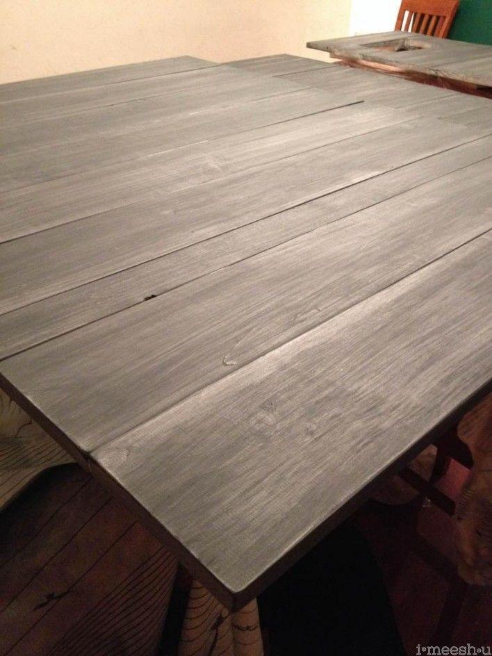 Matte Varnish Over Annie Sloan Chalk Paint Restoration