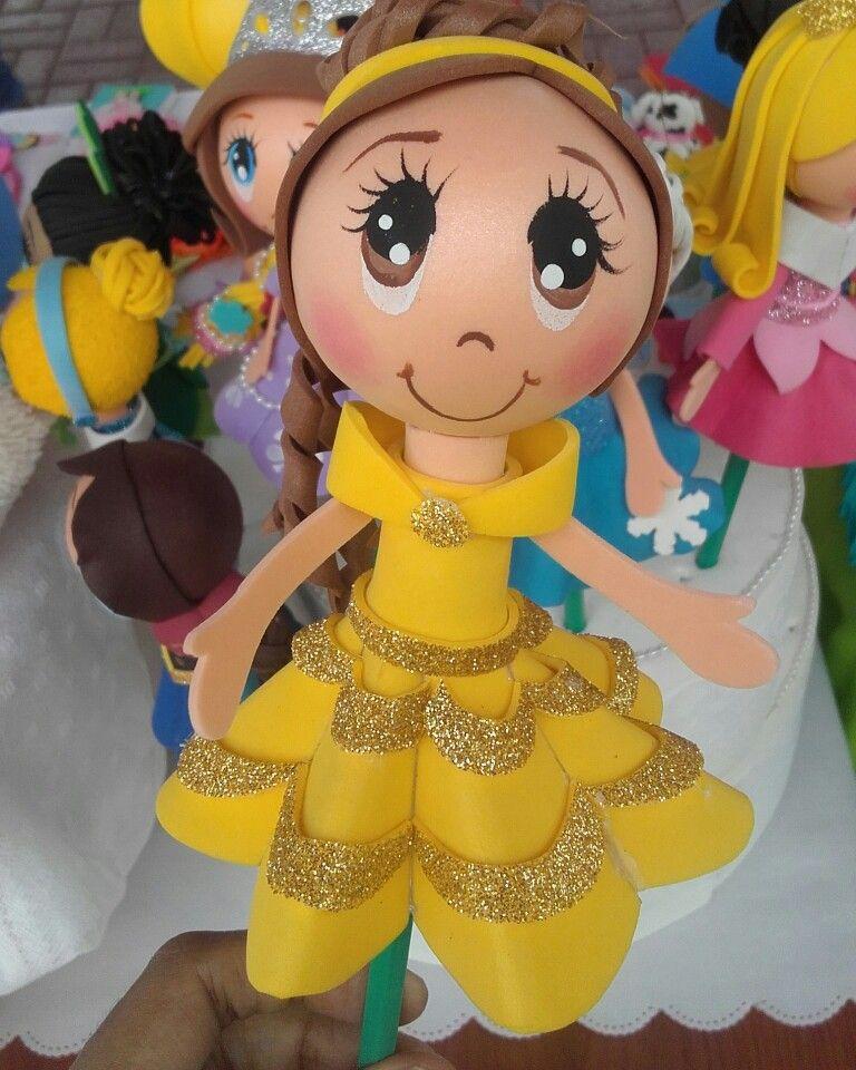18a5313530f Fofulapiz Bella Fofuchas Princesas