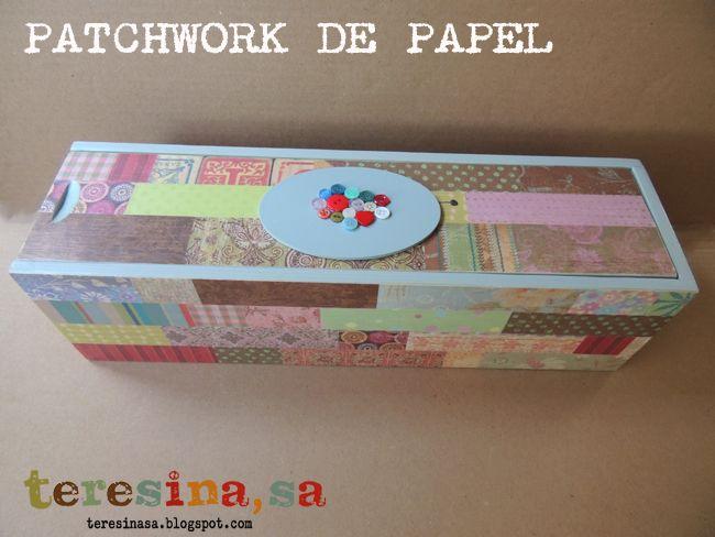 Reciclar cajas de madera para almacenar y decorar Reciclar cajas