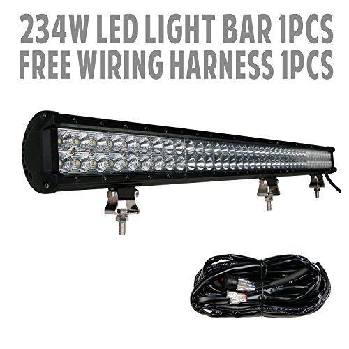 Mautotuning 36 Dual Row High Power 234w Cree Xbd SMD LED