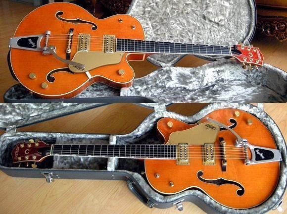 Gretsch 6120 Nashville 21jt With Images Gretsch Cool Guitar