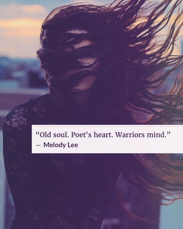 old soul woman quotes