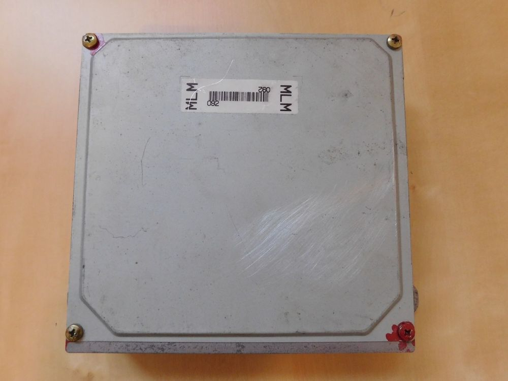 1997 01 Honda Prelude 37820 P5m L04 Manual Engine Computer Module Ecu Ecm Honda Honda Prelude Ecu Ebay