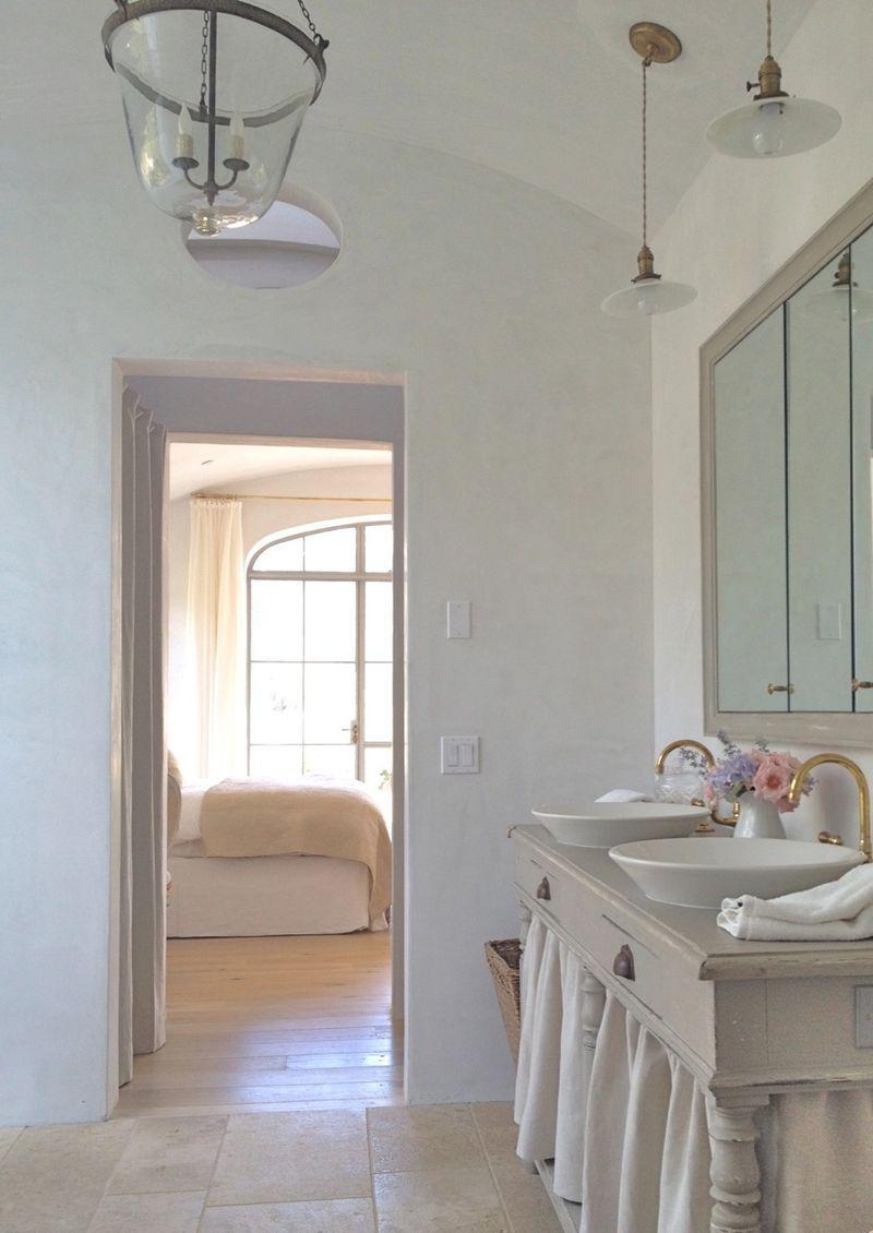patina farm update: master bathroom and closet... | Pinterest ...