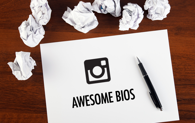 Here are a few ideas on to make your Instagram Bio stand out!
