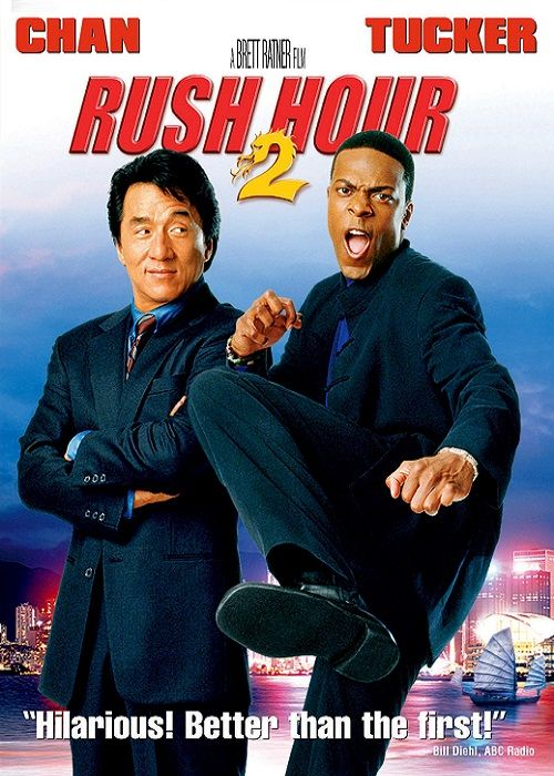 Rush Hour 2 2001 Jackie Chan Movies Best Action Movies Movies
