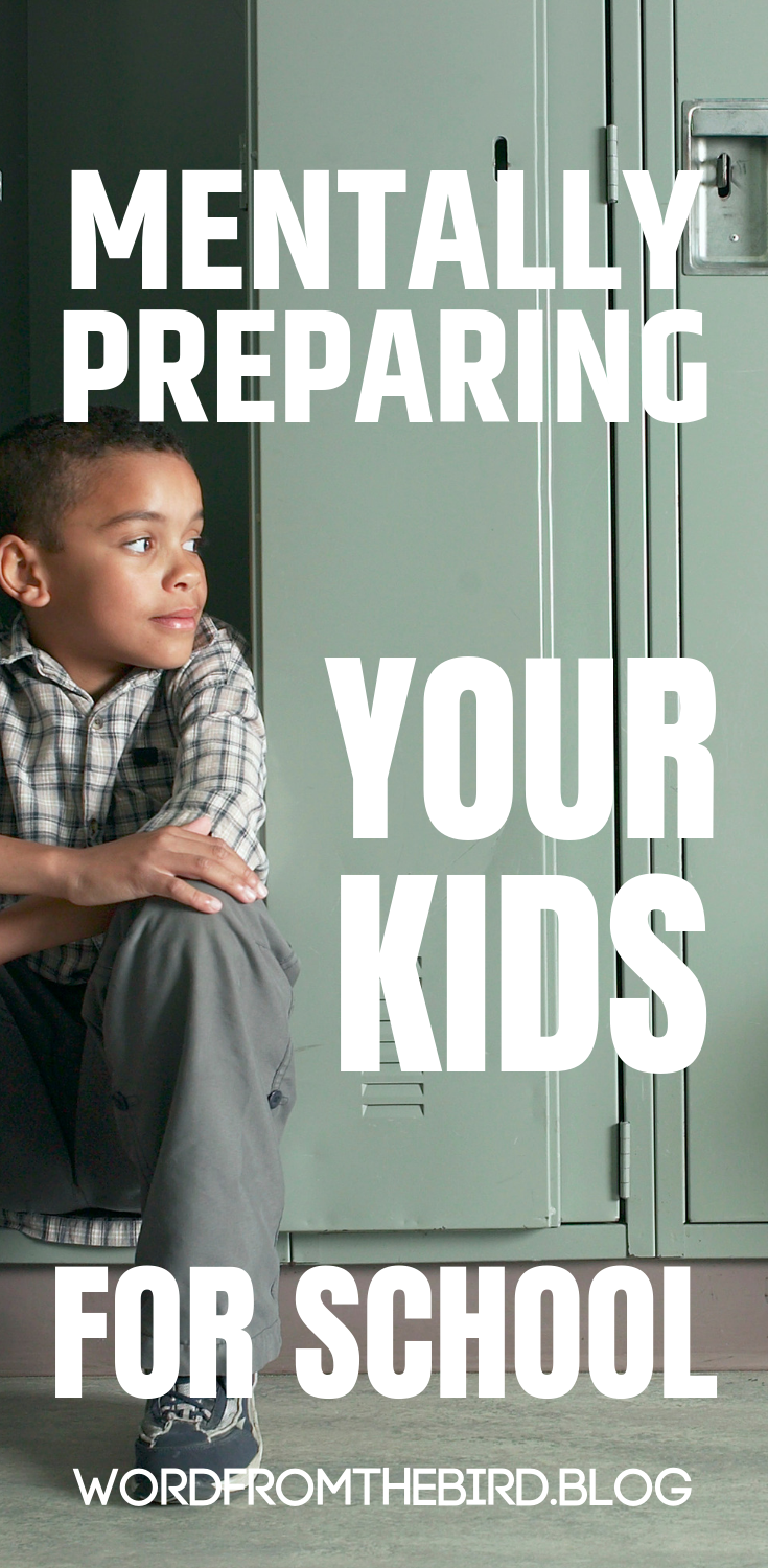 How to mentally and emotionally prepare your kids for what they will face this year at school