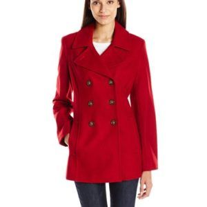 Tommy Hilfiger Womens Double-Breasted Classic Peacoat #myrrhshop #onlineshoppingnetwork #onlineshopping #onlineshop #jacketandcoat #buyjacket #buycoat #fashionforwomen #TommyHilfigerWomensDouble http://fashionforwomen.myrrhshop.com/product/tommy-hilfiger-womens-double-breasted-classic-peacoat/