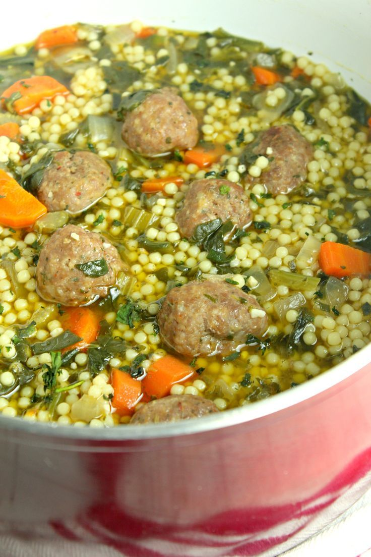 Italian Wedding Soup Recipe Wedding soup, Italian