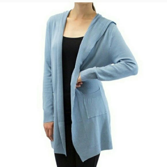 bay hooded duster cardigan 💕HP💕 Boutique | Hooded cardigan ...