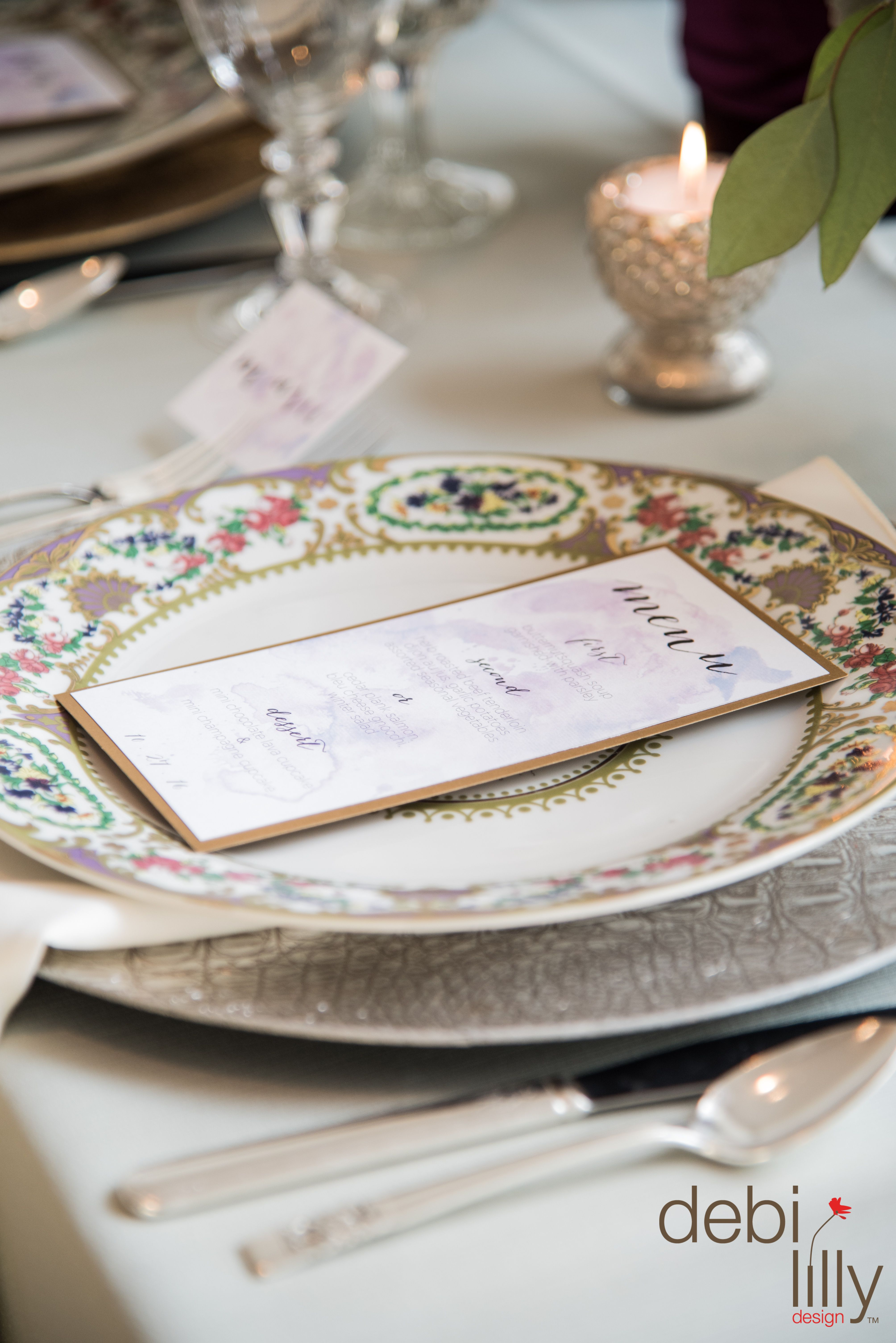 Make your holiday meal mean even more for a luxurious