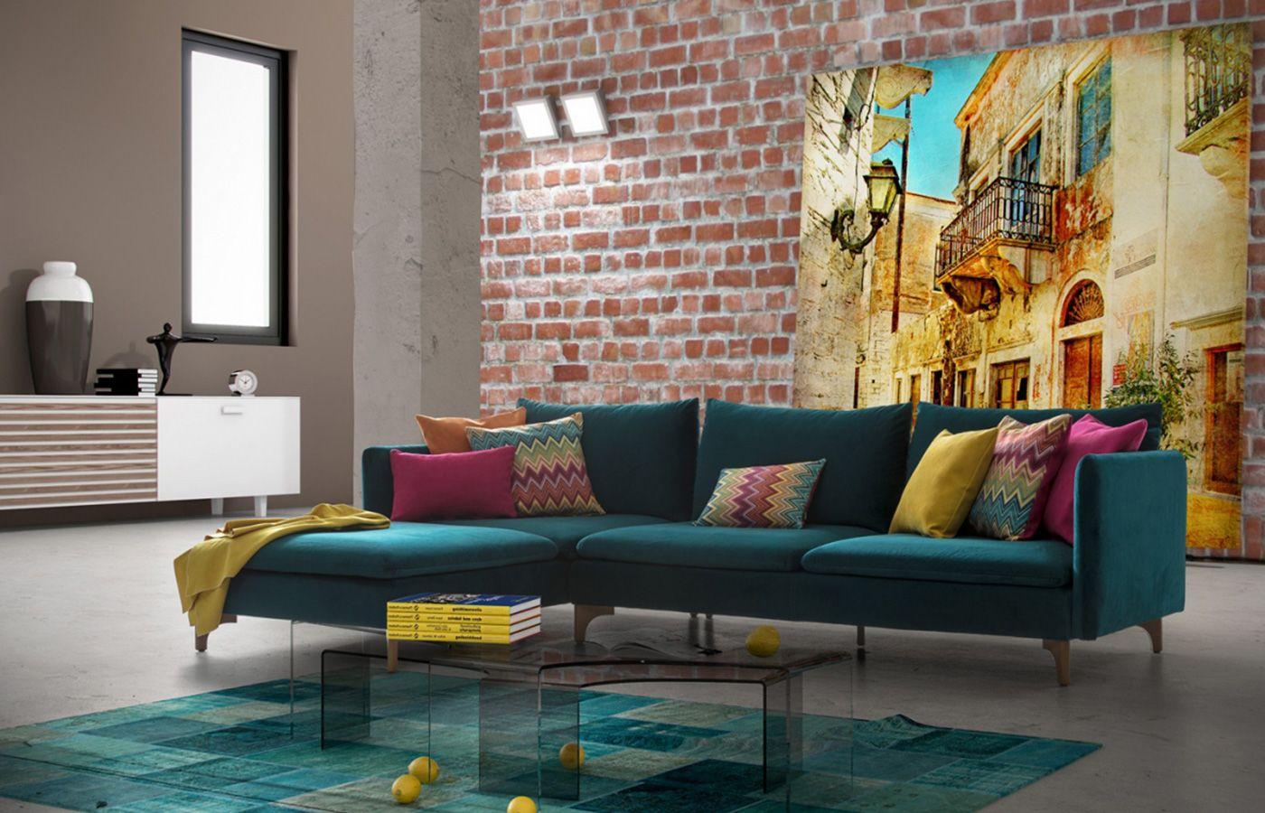 Saloni L Koltuk Modeli L Koltuk Mobilya Oturma Odasi Tasarimlari