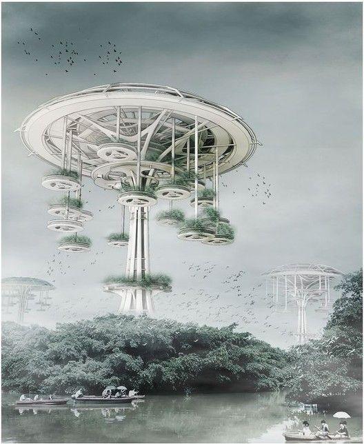 Evolo 39 s 20 most innovative skyscrapers architecture for Arquitectura parametrica pdf